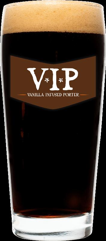 V.I.P. (Vanilla Infused Porter)