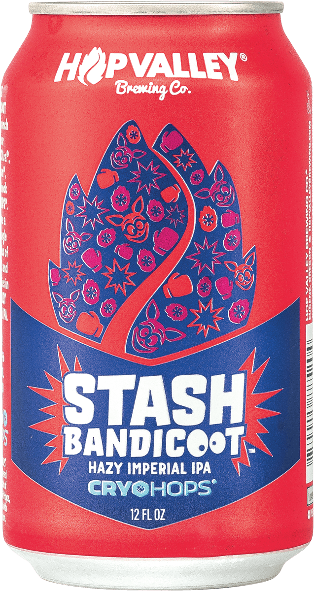 Stash Bandicoot