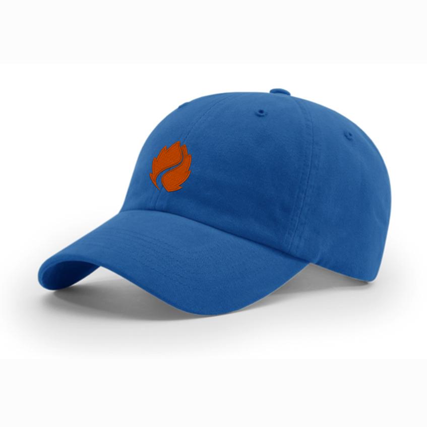 HV-Dad-Hat-Royal.Orange